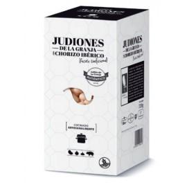 Judiones de La Granja Con Chorizo Ibérico