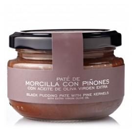 Paté de Morcilla con Piñones
