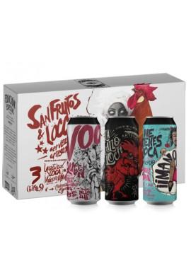 San Frutos Pack 3 Latas 44 cl