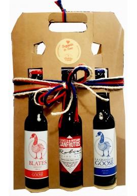 Pack 3 Cervezas Segovianas
