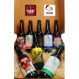Caja Regalo Cervezas de Segovia